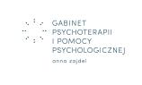 GABINET PSYCHOTERAPII ANNA ZAJDEL